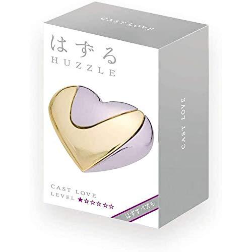 Hanayama Huzzle Cast Love Level 1