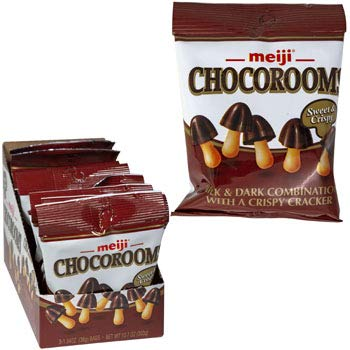 Chocorooms Chocolate San Diego Mall 1.34 oz Bag Case 0 of Purchase 32