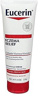 Eucerin Eczema Relief Creme Redness Cream, 8 OZ, 226g