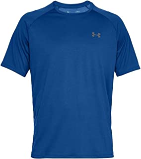 قميص رجالي بأكمام قصيرة تيك 2.0 من اندر ارمور