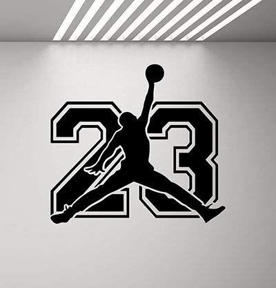 chicago bulls wall decal - 8