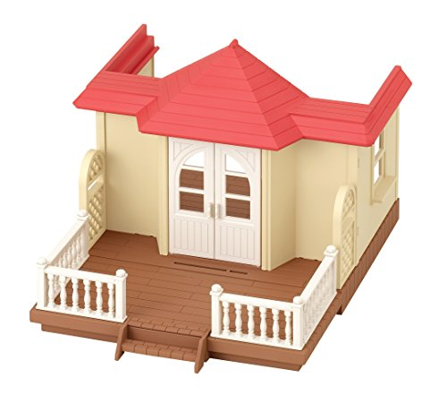 Epoch Nice House Ha -38 of Sylvanian Families House Terrace (Japan Import) by