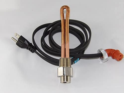 Engine Heater kit compatible with KOEHRING w Feller Buncher KFB4 Max 71% OFF Ranking TOP3