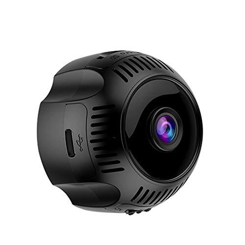 1080p HD webcam, nachtzicht zonder licht, mobiele telefoon op afstand bekijken, bewegingsdetectie, 160 graden groothoek, foto-opname met één klik, draadloze verbinding met de