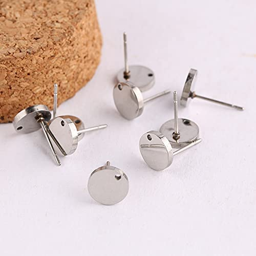 VIGOAT 20pcs Stud Earring cheap Connectors Diy Blan For Jewelry Ranking TOP12 Making