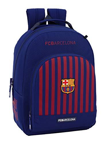 FCB FC Barcelona 2018 Zaino, 42 cm, Blu (Azul)