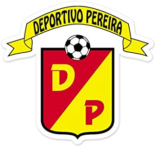 Deportivo Pereira - Colombia Football Soccer Futbol - Car Sticker - 4