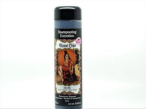 Henné Color Black (schwarz) Henna-Pflegeshampoo