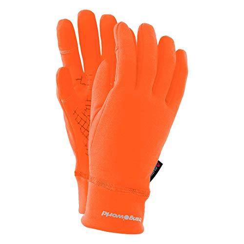 Trango Gant série – Gants Unisexe, Orange (Citrouille)