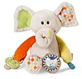 NICI Activity Schmusetier 23cm, Kuscheltier für Babys und Kleinkinder zum Kuscheln und Fördern