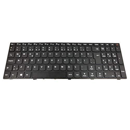 #N/A Schwarze TR Laptop Computertastatur Für Lenovo IdeaPad 110 15ISK 110 17IKB