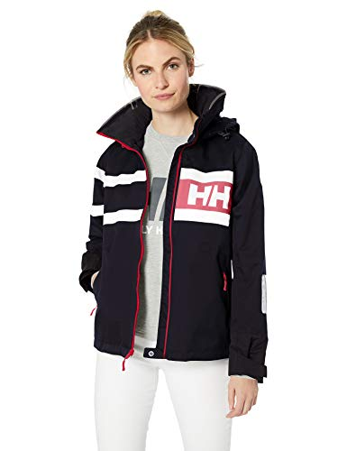 Helly Hansen Damen Jacke W Salt Power, Navy, S