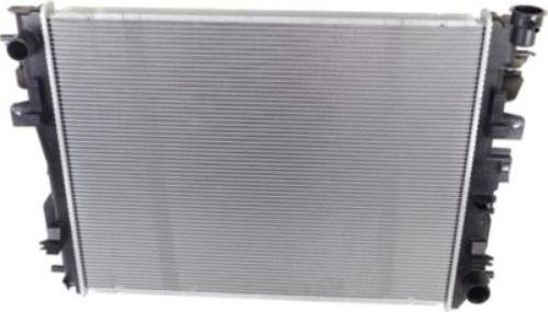 CPP CH3010353 Direct Fit Natural Radiator for Dodge Ram, Ram 1500, 2500, New Six