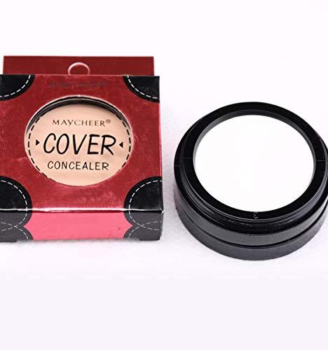 La crème de base de miracle de cache-cernes couvre le sac d'oeil des taches de rousseur imprime des cercles foncés fille Lady maquillage durable