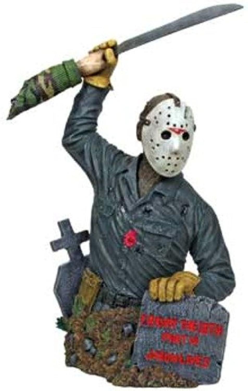 Gentle Giant Studios - Friday the 13th buste Jason Voorhees 20 cm
