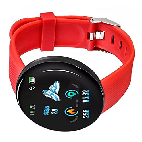 GGOOD Smart Watch Presión Arterial Tasa del corazón Supervisor Rema de Llamadas Pulsera con Pantalla táctil Productos electrónicos Inteligentes
