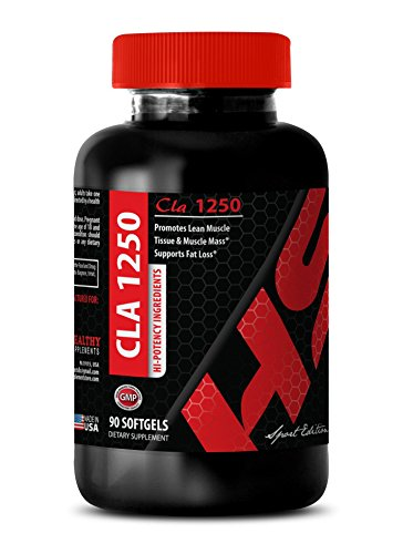Cla Omega 3 6 9 - CONJUGATED LINOLEIC Acid CLA 1250 MG - Increase Energy (1 Bottle)