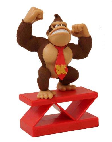 Nintendo Mario Bros Mario Premium Figurine Collection Series 1 - Figura de colección, diseño de Donkey Kong