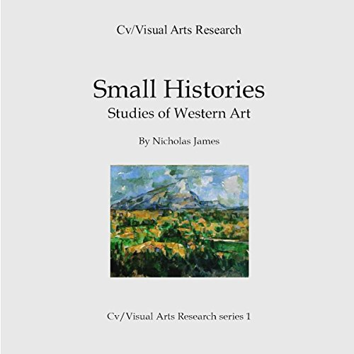 Small Histories: Studies of Western Art audiobook cover art