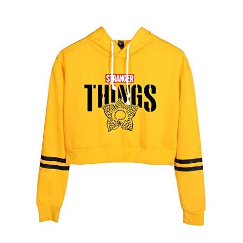 Hoodieswj dames sweatshirt met capuchon, bedrukt, lange mouwen, sweatshirt, casual, bovendeel, mantel met capuchon, jumper