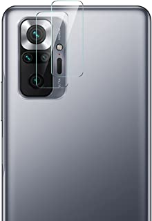 【2枚セット】Redmi Note 10 Pro カメラフィルム [ZXZone] Redmi Note 10 Pro メラ保護フィルム レンズ保護ガラスフィルム 2.5D 高透過率 硬度9H 防爆裂 スクラッチ防止 気泡ゼロ 飛散防止処理保護...