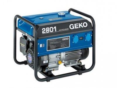 Geko 986203.0 Stromerzeuger 2801 E-A/MHBA