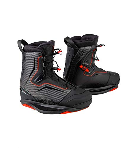 RONIX ONE Boots 2020 carbitex/red Rosso Corsa, 47-48