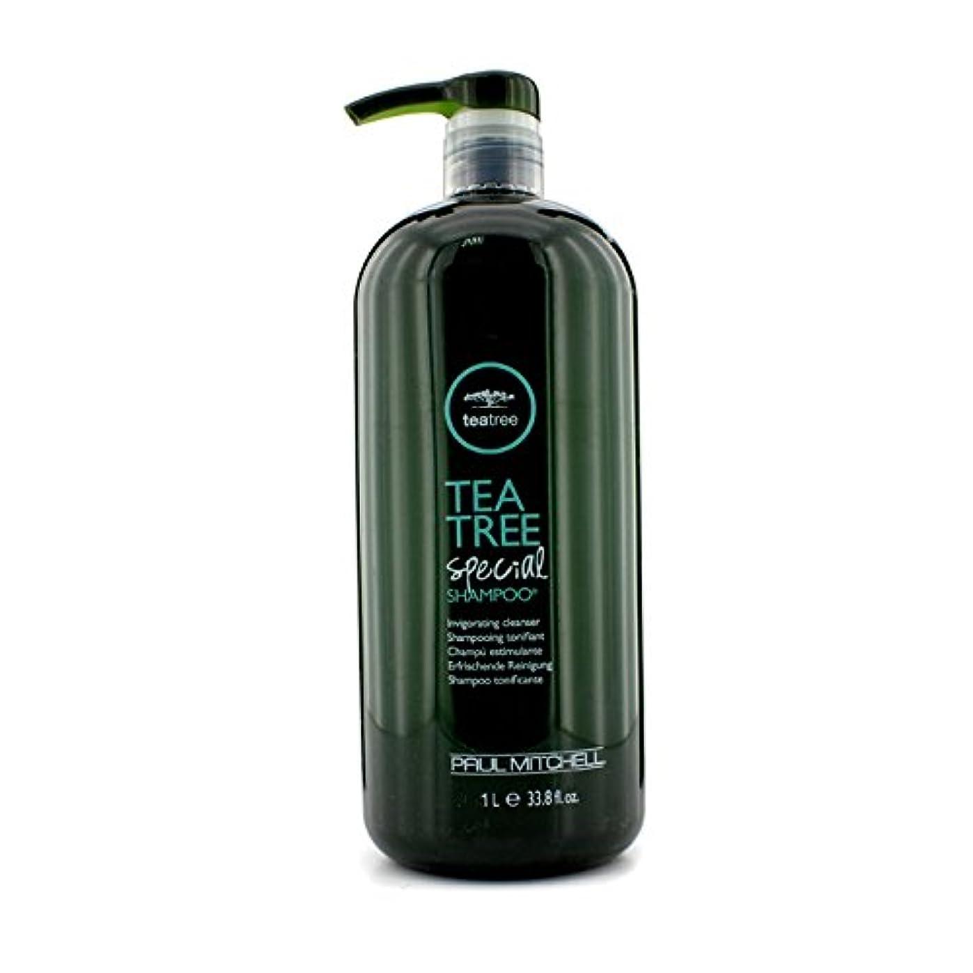 子孫衝撃乗り出すポール ミッチェル Tea Tree Special Shampoo 1000ml/33.8oz並行輸入品