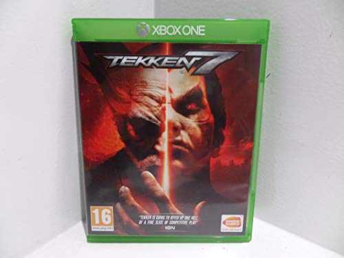 Tekken 7 - Xbox One [Importación inglesa]