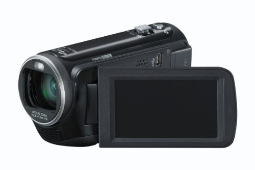 Panasonic HDC-SD80EG9K Full HD Camcorder (SD-Kartenslot, 34-fach opt. Zoom, 6,7 cm (2.6 Zoll) Touch-Display, Bildstabilisator) schwarz