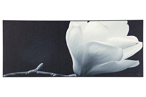 Viva, Vista, Tappeto, Multicolore (Bianco/Nero), 50 x 120 cm