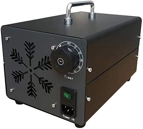 MGWA Purificador de Aire Ozono 5G / H Comercial Generador Profesional Purificador De Aire Esterilización De Desinfección For Salas For Fumadores Coches Y Animales Domésticos Y Los Industriales