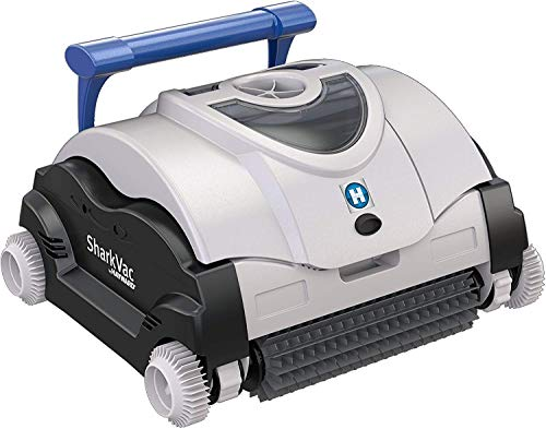 Save %14 Now! Hayward W3RC9740CUB SharkVac Robotic Pool Vacuum (Automatic Pool Cleaner)