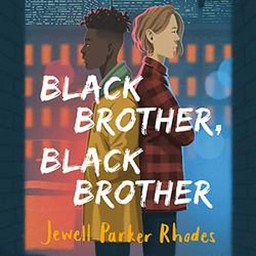 Black Brother, Black Brother cover art