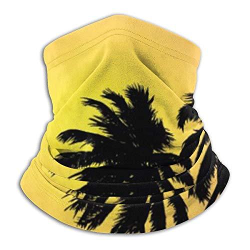 Capuche cagoule confortable en molleton Palm Tree