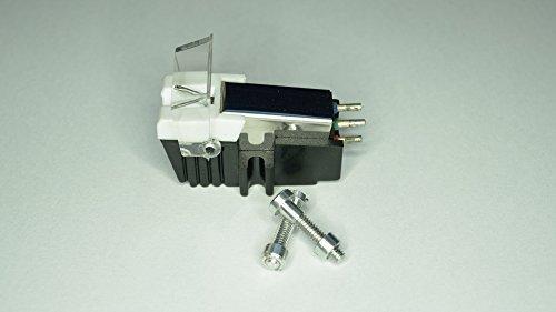 beweglich Magnet Tonabnehmer mit Diamant Nadel passend für vorhin F1395, FP320 Numark Groovetool Optonica sty158 Plattenspieler Tonarme
