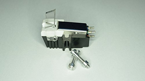 bewegender Magnet -Tonabnehmer mit Diamant Nadel passend für Audio Technica T.92 USB , AT LP120 USB, AT LP1240 USB, AT PL120 Plattenspieler Tonarme