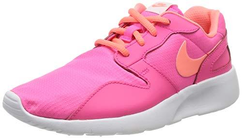 Nike Kaishi GS 705492-601, Zapatillas niña, Rosa/Naranja/Blanco, 37.5