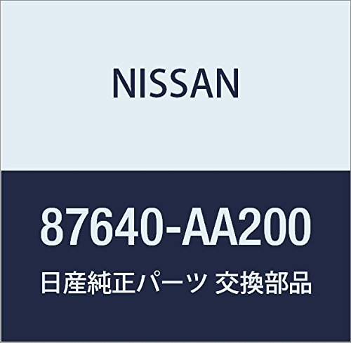 NISSAN (日産) 純正部品 ボード アッセンブリー フロント シート バツク スカイライン 品番87640-AA200