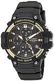 CASIO COLLECTION Herren Analog Quarz Uhr mit Harz Armband MCW-110H-9AVEF