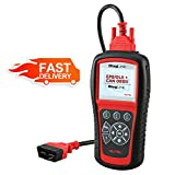 Autel Diaglink OBDII Code Reader Full Systems Diagnostic Scanner DIY Version of MD802 for Engine/Transmission/ABS/SRS/EPB/Oil Reset Service