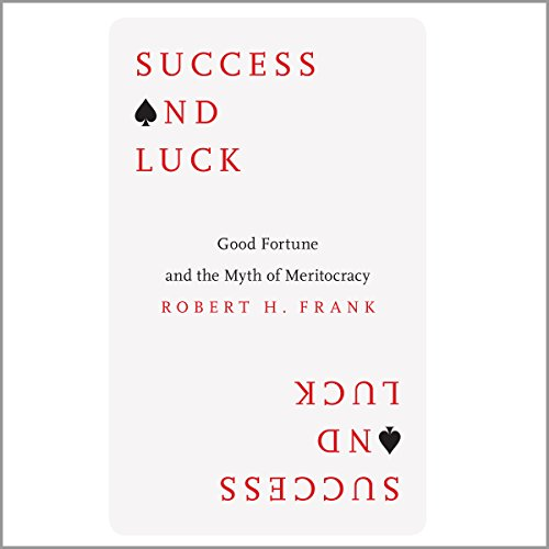 Success and Luck audiobook cover art