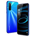 Moviles Libres Baratos 4G,Android 9.0 3GB RAM 32GB ROM Telefono Moviles 6.3' Water-Drop Screen FHD, Smartphone Libre...