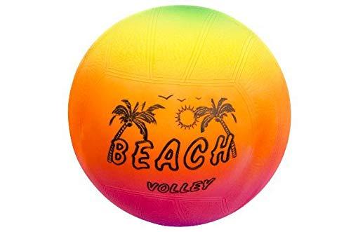 48097, Beach Volleyball 15 cm, Volley Ball, PVC Ball, Handball, Strandball, Fussball, Fußball, Wasserball, Beachball