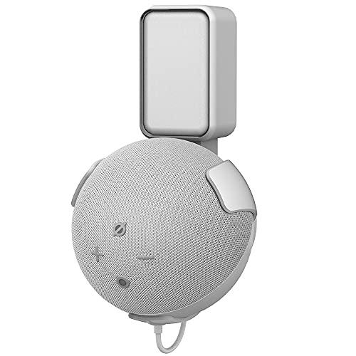 Proud Bird Wall Mount Holder Plug for Dot 4th Gen Makes Speaker Sound Front...