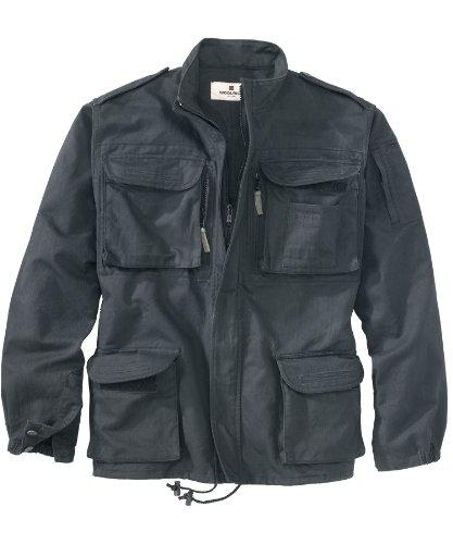 Woolrich, Inc. Elite Herren Algerische Taktische Jacke XL schwarz