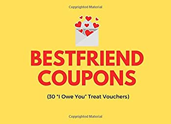 Best friendship coupon book Reviews