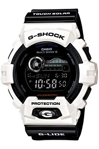 [カシオ] 腕時計 ジーショック G-LIDE 電波ソーラー GWX-8900B-7JF ブラック