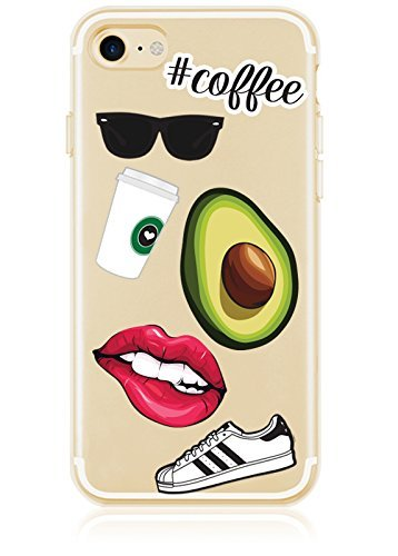 iDecoz Reusable Vinyl Decal Stickers for All Cell Phones, Cases,...