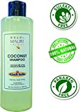 Khadi Mauri Herbal Coconut Shampoo - SLES & PARABEN FREE - Nourished